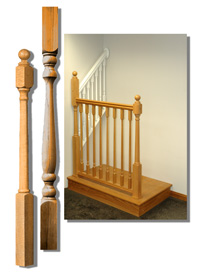 Edenu0027s Product Line Also Includes Pre Finished Stair Parts To Complete Your  Staircase In Style.